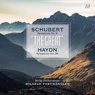 SCHUBERT /  HAYDN - SCHUBERT: SYMPHONY 9 / HAYDN: SYMPHONY 88 VINYL