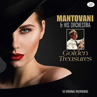 MANTOVANI &  HIS ORCHESTRA - GOLDEN TREASURES VINYL