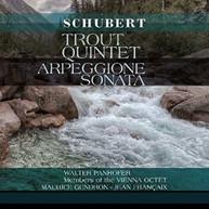 FRANZ SCHUBERT - TROUT QUINTET / ARPEGGIONE SONATA VINYL