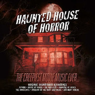 HAUNTED HOUSE OF HORROR: CREEPIEST MOVIE MUSIC VINYL
