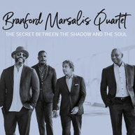 BRANFORD MARSALIS - THE SECRET BETWEEN THE SHADOW AND THE SOUL VINYL