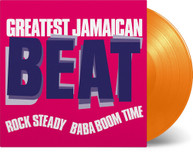 GREATEST JAMAICAN BEAT / VARIOUS VINYL