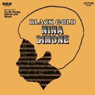 NINA SIMONE - BLACK GOLD VINYL