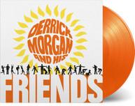DERRICK MORGAN - DERRICK MORGAN & HIS FRIENDS VINYL