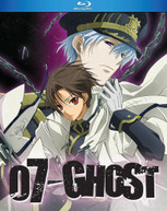 07 GHOST: COMPLETE COLLECTION BLURAY