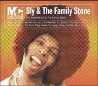 SLY &  FAMILY - MASTERCUTS PRESENTS CD
