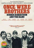 ONCE WERE BROTHERS: ROBBIE ROBERTSON & THE BAND DVD