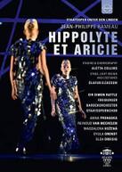 STAATSOPER UNTER DEN LINDEN - HIPPOLYTE ET ARICIE BLURAY