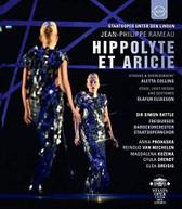 STAATSOPER UNTER DEN LINDEN - HIPPOLYTE ET ARICIE DVD