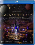 DANISH NATIONAL SYMPHONY ORCHESTRA - GALAXYMPHONY BLURAY