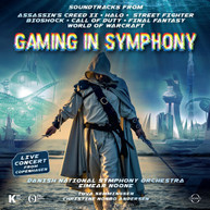 DANISH NATIONAL SYMPHONY ORCHESTRA - GAMING IN SYMPHONY CD
