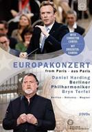 BERLINER PHILHARMONIKER - EUROPAKONZERT 2019 DVD