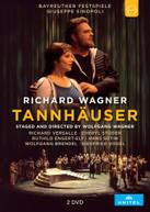 WAGNER / GIUSEPPE / WAGNER SINOPOLI - WAGNER: TANNHAUSER DVD