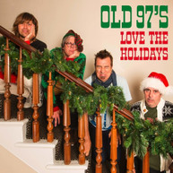 OLD 97'S - LOVE THE HOLIDAYS VINYL