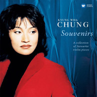 KYUNG -WHA,CHUNG - SOUVENIRS: A COLLECTION OF FAVOURITE VIOLIN PIECES VINYL