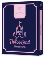 TWICE - TWICE 2ND TOUR TWICELAND ZONE 2: FANTASY PARK BLURAY