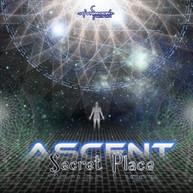 ASCENT - SECRET PLACE CD
