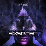 SIXSENSE - U.F.O. PHENOMENON CD