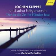 KLEPPER - DER DU DIE ZEIT IN HANDEN HAST CD