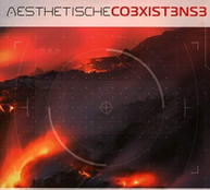 AESTHETISCHE - CO3XIST3NS3 CD