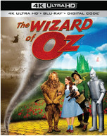 WIZARD OF OZ 4K BLURAY