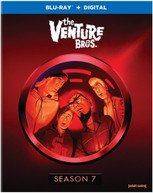 VENTURE BROS: COMPLETE SEVENTH SEASON BLURAY