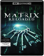 MATRIX RELOADED 4K BLURAY