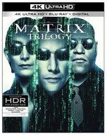 MATRIX TRILOGY 4K BLURAY