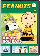 PEANUTS BY SCHULZ: HAPPY HOLIDAYS DVD