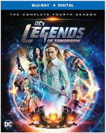 DC'S LEGENDS OF TOMORROW: COMPLETE FOURTH SEASON BLURAY