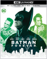 BATMAN FOREVER (1995) 4K BLURAY