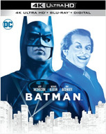 BATMAN (1989) 4K BLURAY