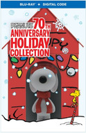 PEANUTS 70TH ANNIVERSARY HOLIDAY COLLECTION BLURAY