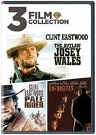 OUTLAW JOSEY WALES / PALE RIDER / UNFORGIVEN DVD