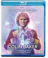 DOCTOR WHO: COLIN BAKER - SEASON 2 BLURAY