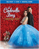 CINDERELLA STORY: CHRISTMAS WISH BLURAY
