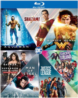 DC 7 FILM COLLECTION BLURAY