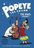 POPEYE THE SAILOR: 1940S - VOL 3 DVD