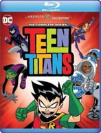 TEEN TITANS: COMPLETE SERIES BLURAY