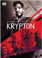 KRYPTON: COMPLETE SECOND & FINAL SEASON DVD