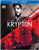 KRYPTON: COMPLETE SECOND & FINAL SEASON BLURAY