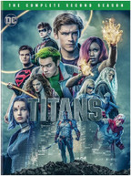 TITANS: COMPLETE SECOND SEASON DVD