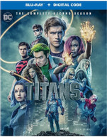 TITANS: COMPLETE SECOND SEASON BLURAY