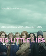 BIG LITTLE LIES: COMPLETE SECOND SEASON BLURAY