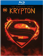 KRYPTON: COMPLETE SERIES BLURAY
