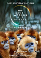 SEVEN WORLDS - ONE PLANET DVD