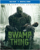 SWAMP THING: COMPLETE SERIES BLURAY