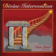 NEXT LEVEL GOSPEL GROUP - DIVINE INTERVENTION CD