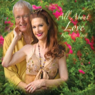 KENNY &  LEAH - ALL ABOUT LOVE CD