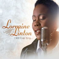 LORRAINE LINTON - I WILL EVER SING CD